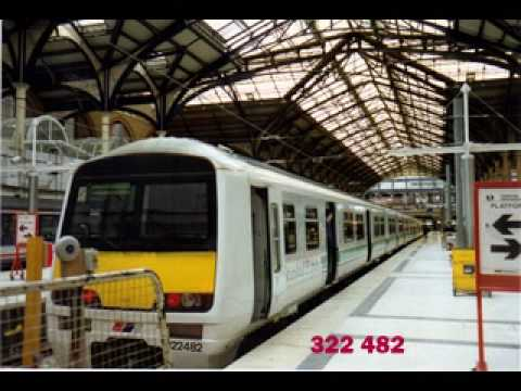 Electric Multiple  Units in the UK