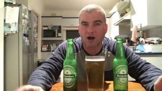 Heineken Lager Beer Review