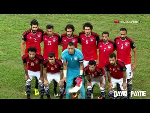 EGYPT VS MAROC 1-0  CAN 2017 AFCON 2017