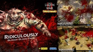 Dawn of War 2: Retribution - Ridiculously Bloody Blood Pack DLC