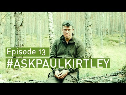 #AskPaulKirtley Ep. 13 - Boots, EDC Kit, Bow-Drill Positions, Bushcraft During Hunting Season