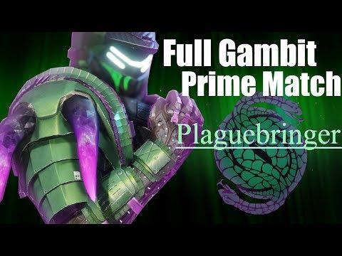 Destiny 2 Forsaken: Top Tier Reaper Titan Build Gameplay - Plaguebringer - Full Match thumbnail