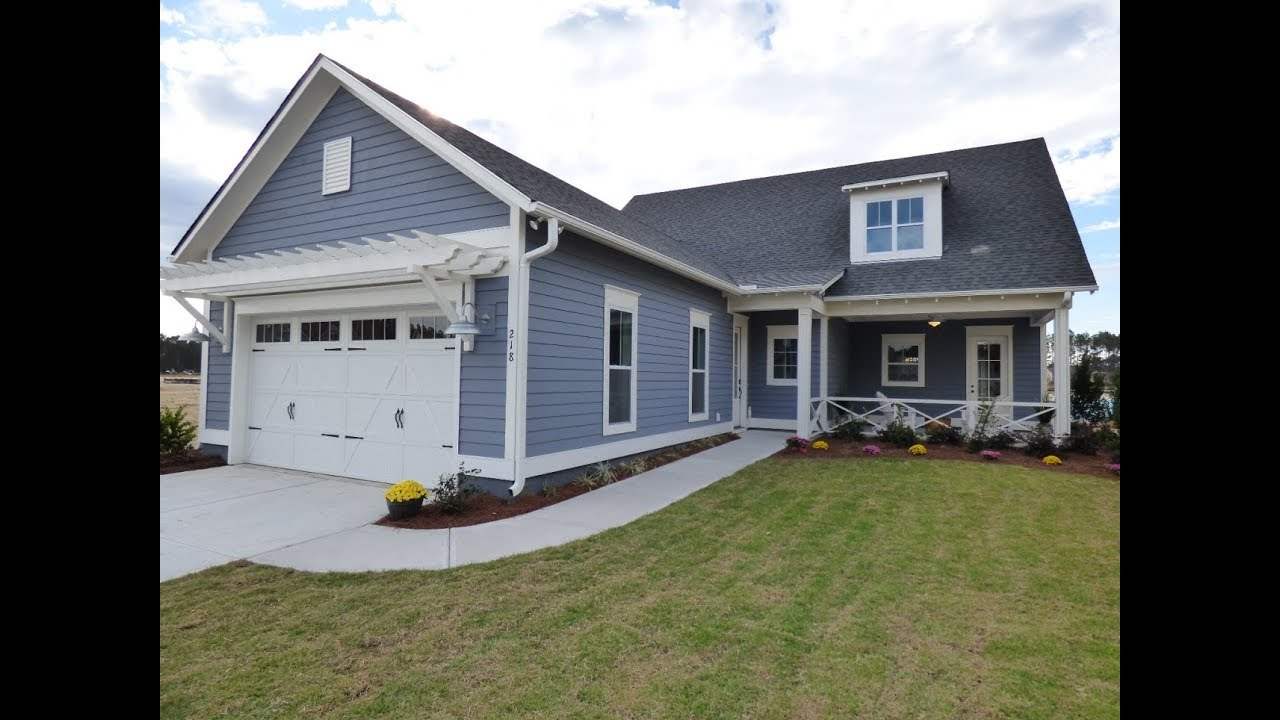 New Greenwood Model Cottage Home At Crystal Lake By Logan