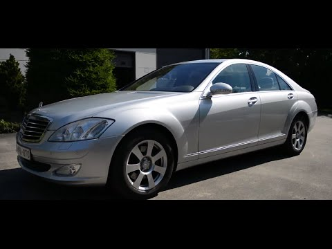 2006 Mercedes-Benz S Class review