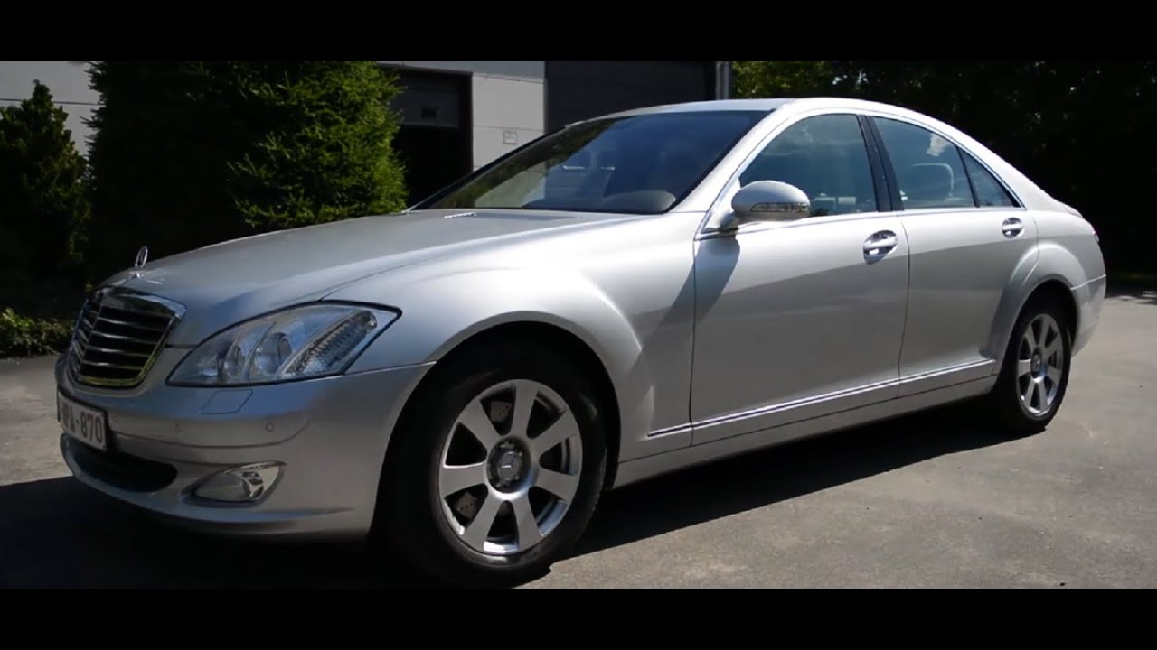2006 mercedes benz s class review youtube. Black Bedroom Furniture Sets. Home Design Ideas