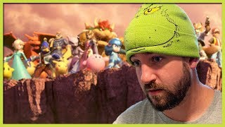 Tim Gettys Live Reactions Final Smash Bros. Direct