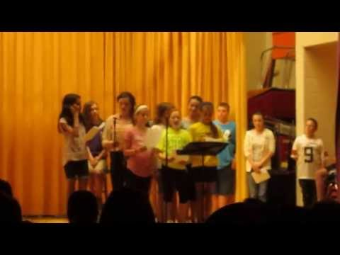 Drake Elementary School Sixth Grade Memory Show 4 of 5