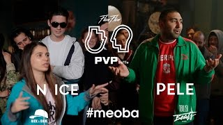 PVP: N ICE vs PELE (1/4)