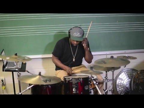 Big K.R.I.T.- Mt. Olympus (drum cover)