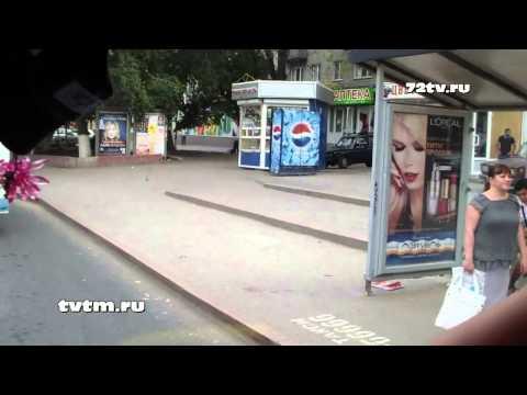 Путешествие на  30 маршруте в Тюмени