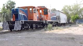Locomotoras Almer GE 44 Tonner y SW1200RS