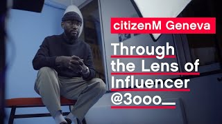 André Paca: Through the Lens of A Influencer In Geneva