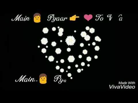 Soch Na Sake Song ||WhatsApp Status Video ||Lyrics Editing || Kunal.