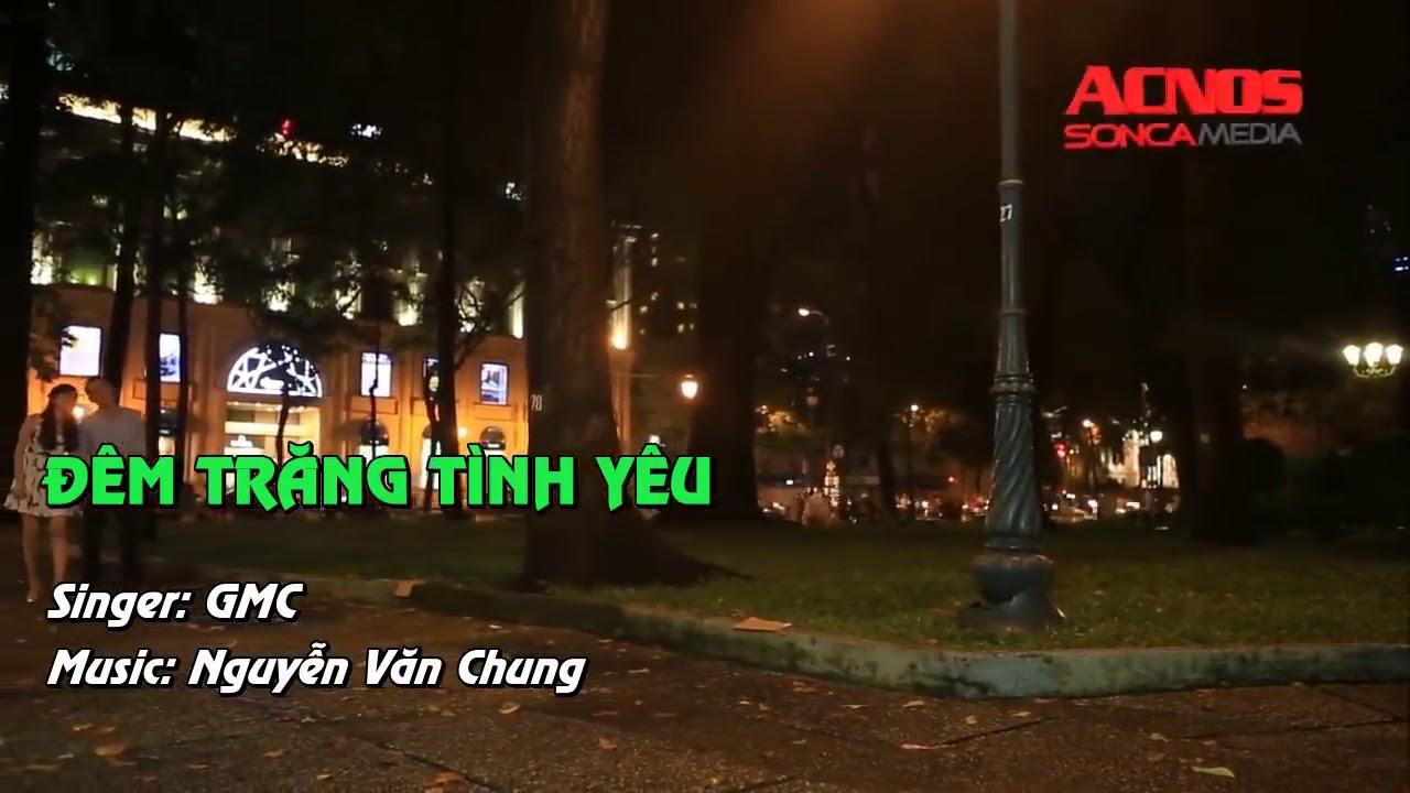 Dem Trang Tinh Yeu Gmc Karaoke  F F E A