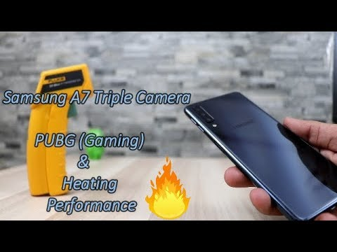 samsung a7 triple camera 2018 pubg gaming review. Black Bedroom Furniture Sets. Home Design Ideas