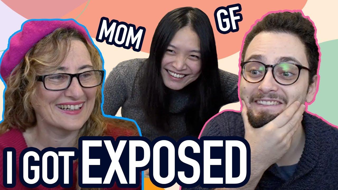 Gotham Mom And Girlfriend Reveal Youtube