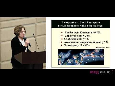 14 Вульвовагинит у девочек: причины, тактика педиатра.