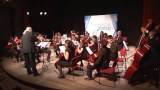 Divertissement de Saint-Preux, Orquestra Jovem RS regência T