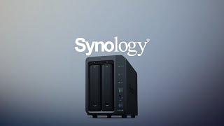 Synology - Kurzvideo (deutsch) - DS718+