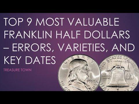1959 P Franklin Half Dollar Key Date Silver Nice Rare 50 Cent Coin U.S