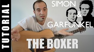 Como tocar The Boxer - Simon & Garfunkel (Guitarra FACIL Tutorial Acordes)