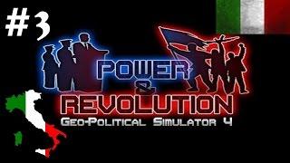 Geopolitical Simulator 4 P&R Italia: #3