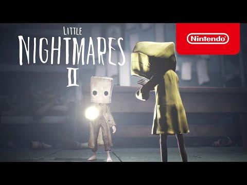 LITTLE NIGHTMARES II - Lost in Transmission Trailer - Nintendo Switch