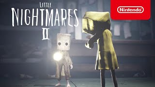 LITTLE NIGHTMARES II - Lost in Transmission Trailer - Nintendo Switch