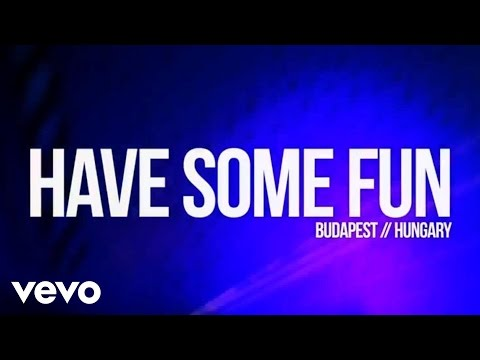 Pitbull – Have Some Fun (The Global Warming Listening Party) ft. The Wanted, Afrojack
