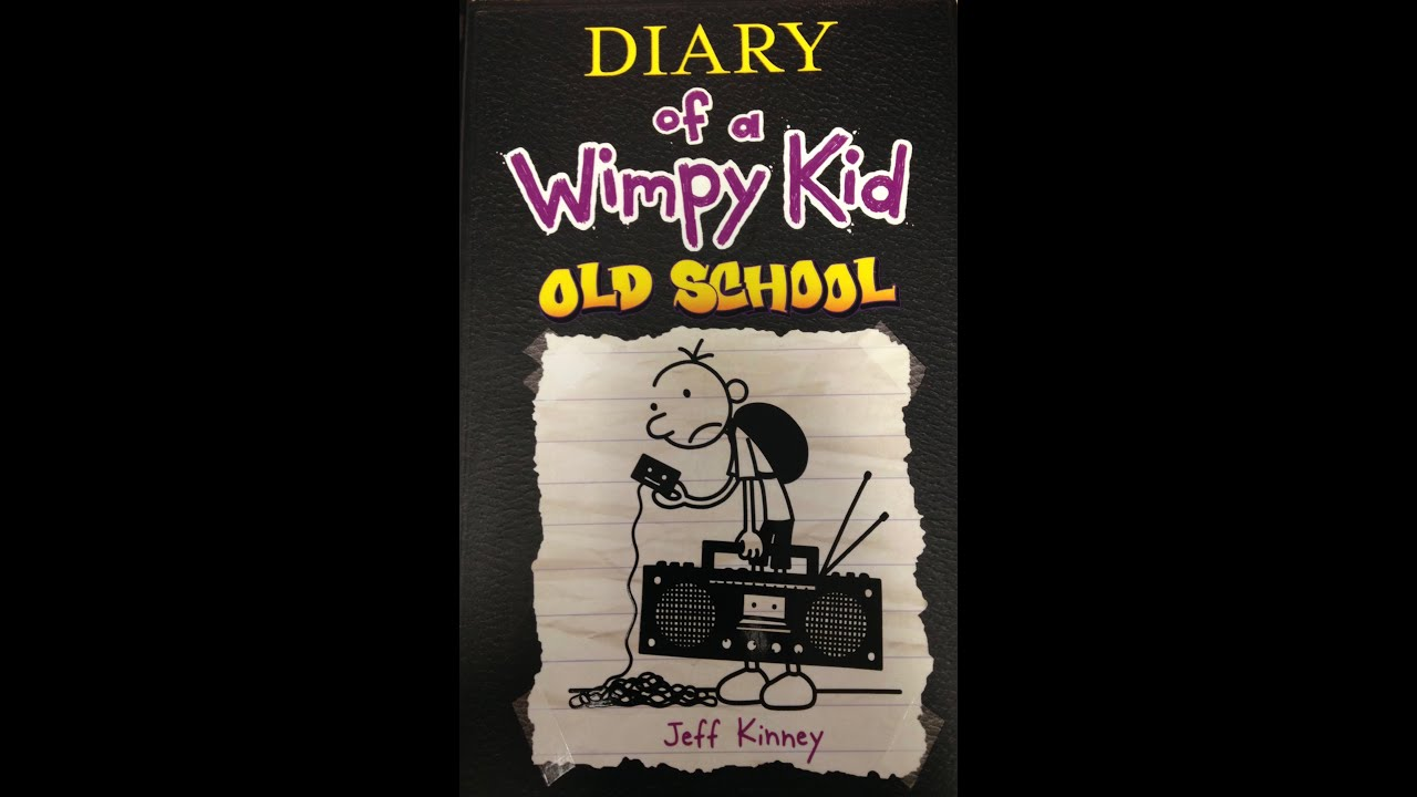 Old School Book Review Wimpy Kid