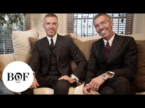 Inside DSquared2 at Twenty Years [Full] | The Business of Fashion