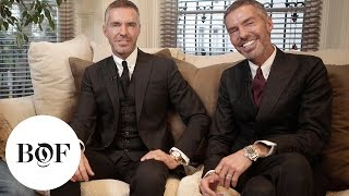 Inside DSquared2 at Twenty Years Full | The Business of Fashion