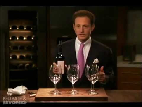 How to Pour a Glass of Wine presented by Riedel