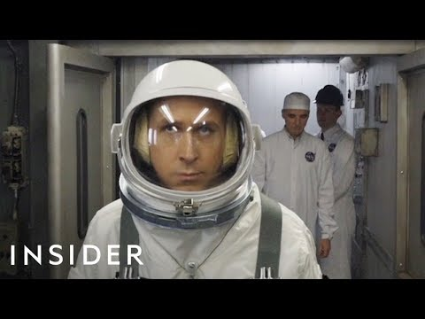How The First-Ever Moon Landing Was Re-Created In 'First Man' | Movies Insider