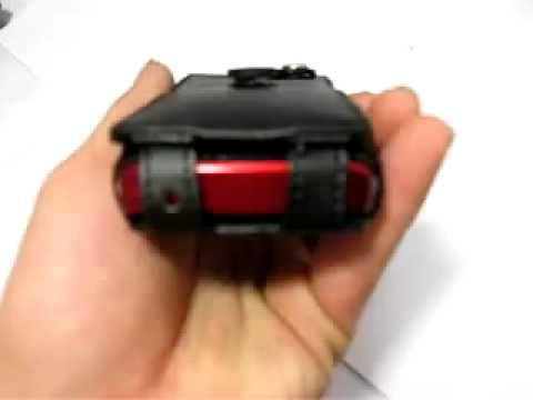 Capa de couro Premium com belt clip proteção para Samsung B7300 B7300C Leaked