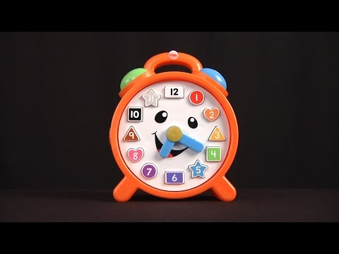 Laugh & Learn Counting Colors Clock From Fisher-Price