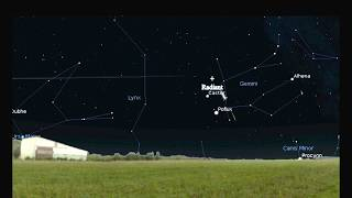 2017 Geminid Meteor Shower December 13th - 14th