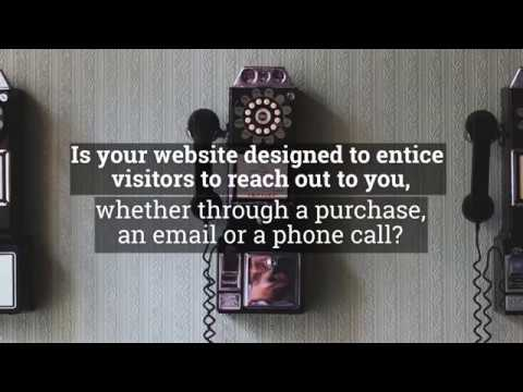 Does Your Website Entice Visitors to Reach Out? - Seattle Web Design