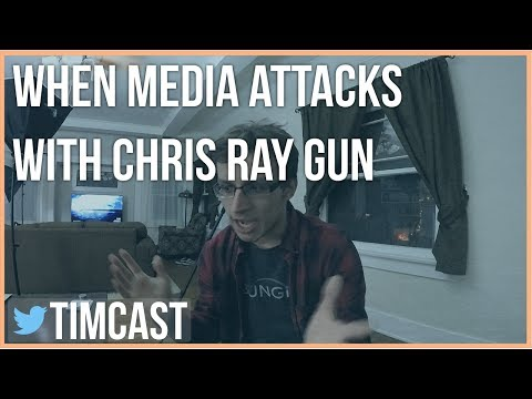"""BEING CALLED """"ALT RIGHT"""" BY THE MEDIA WITH CHRIS RAY GUN"""