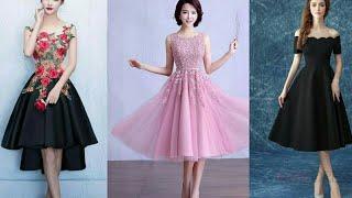 Latest Cocktail Dresses 2018 | Short Prom Dresses | Knee Length Dresses | Evening Gowns