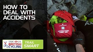 How to: deal with accidents when mountain biking