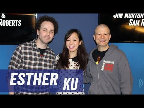 Esther Ku - Youth Court, Kid Games, High School Newspaper - Jim Norton & Sam Roberts
