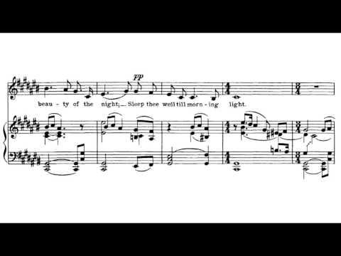 Charles Ives - Berceuse