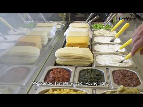 Verifone Carbon Testimonial - Sandwich Shop