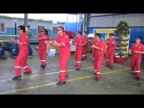 Casing style - PVD Well Services/Tubular running crew