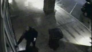 burglary caught on tape break in of my store in mt pleasant tx