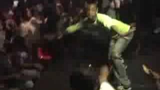 Kevin Jz Prodigy Vs. Kurt Khan (Kurt Calls Kevin Off The Mic!!!!