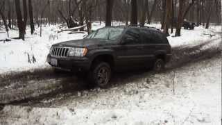04 wj with 4 iron rock off road