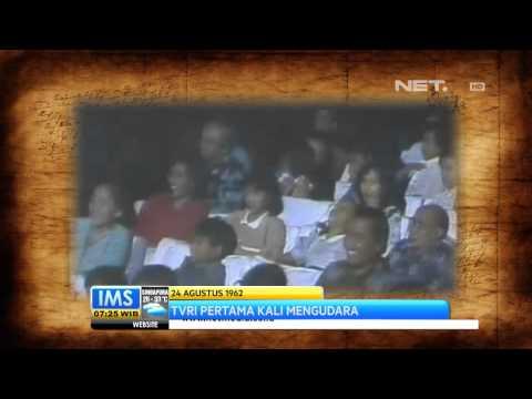 IMS - Siaran pertama TVRI