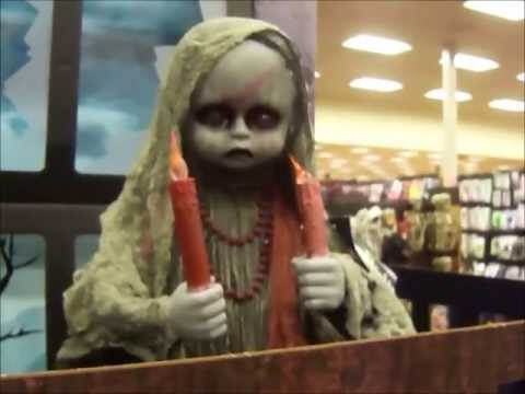 Spirit Halloween Store 2013 Part 1 - YouTube